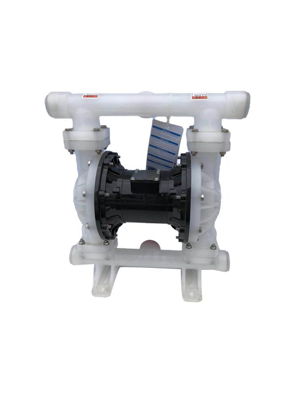 塑料泵系列QBY25-PP
