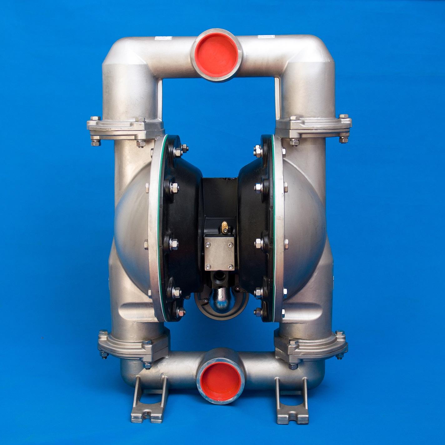 2寸不锈钢气动泵